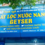 Đại lý máy lọc nước Geyser chính hãng tại Thái Bình
