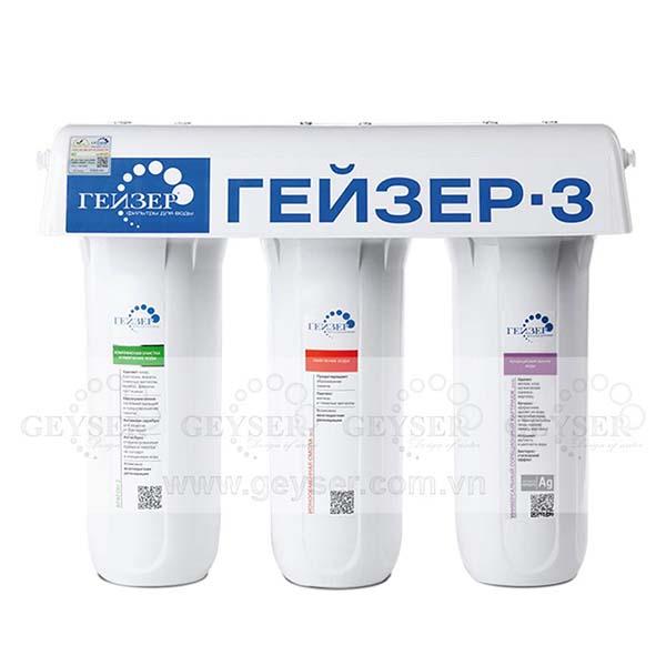 Máy lọc nước nano Geyser Ecotar 3 made in Russia