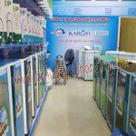 Showroom máy lọc nước Geyser mới tại Hải Phòng