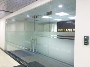 Khai trương văn phòng Công ty TNHH thiết bị lọc nước Minh Anh