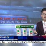 Máy lọc nước nano Geyser Ecotar trên VTV1