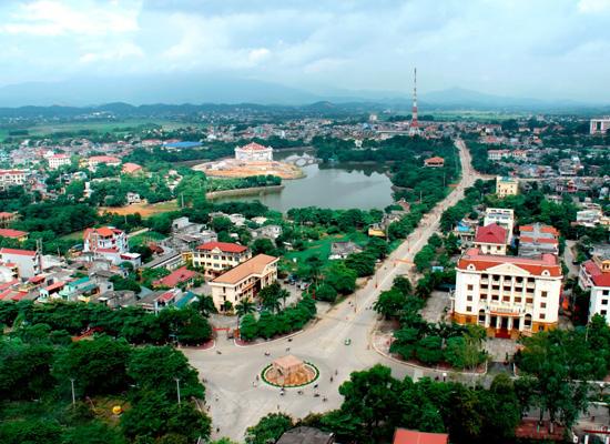 Thành phố Tuyên Quang