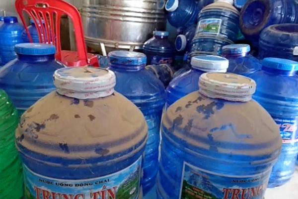 Thị trường máy lọc nước đóng chai cảnh báo mối nguy hại cho con người