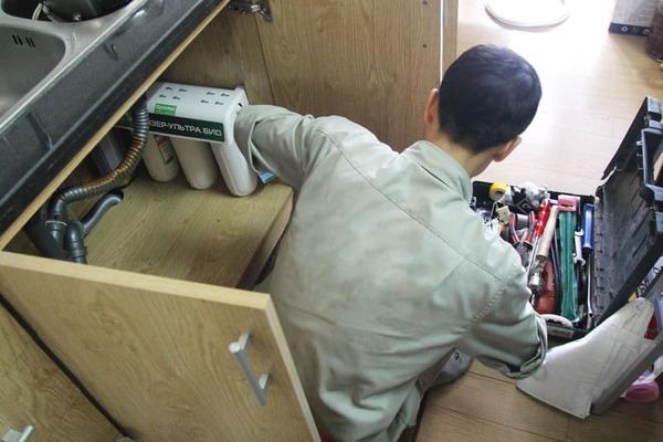 Dịch vụ bảo trì máy lọc nước tại nhà - Geyser Việt Nam