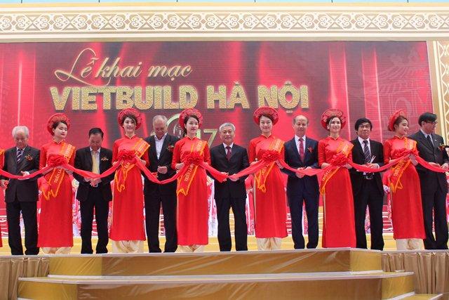 Hộ trợ triển lãm VietBuild