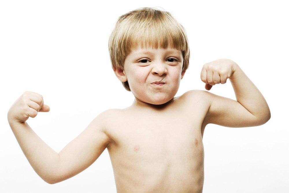 Trẻ còi xương chậm lớn
