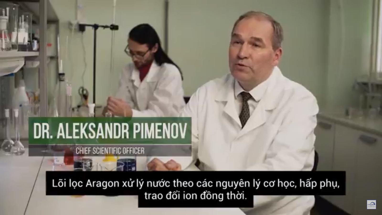 Lõi lọc Aragon