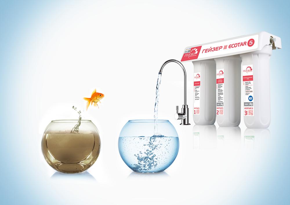 Máy lọc nước chính hãng giá trung bình