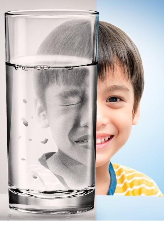 Máy lọc nước không chính hãng