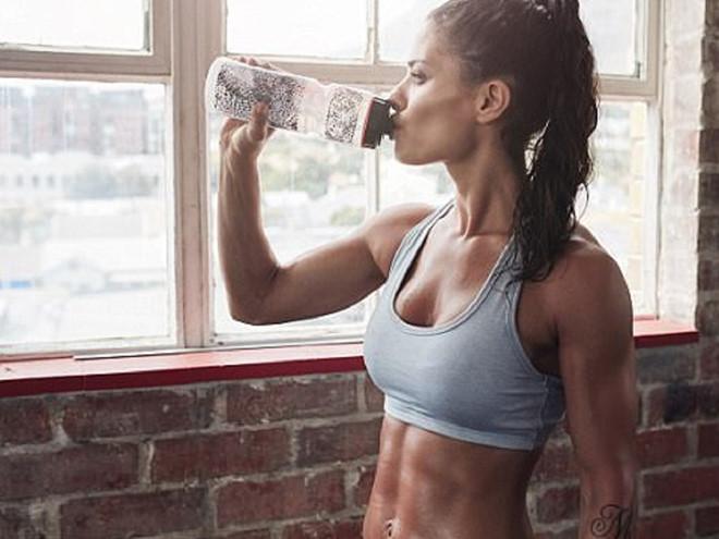 Cơ bắp khỏe mạnh