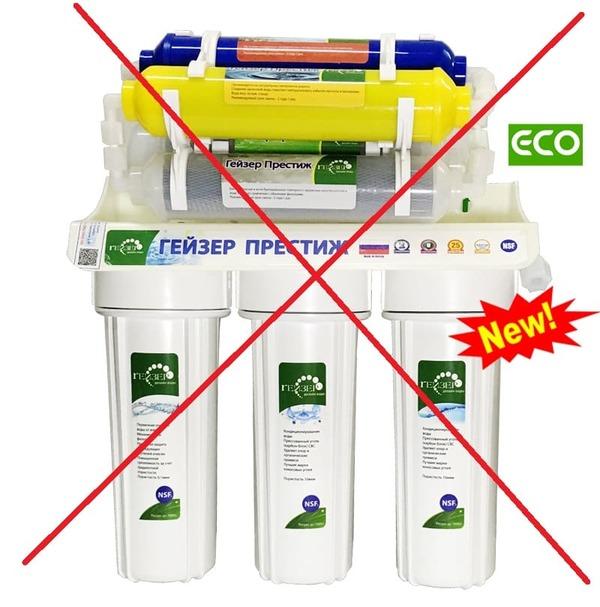 Không sản xuất máy lọc nước nano geyser - Geyser Việt Nam