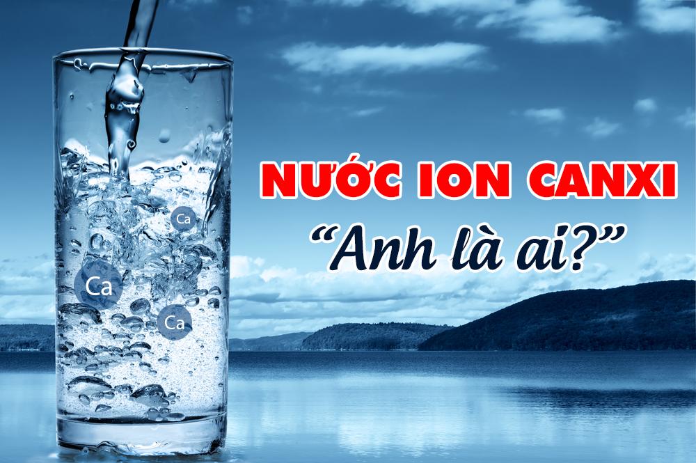 Nước ion canxi