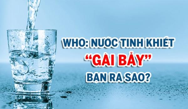 Nước tinh khiết - Geyser Việt Nam