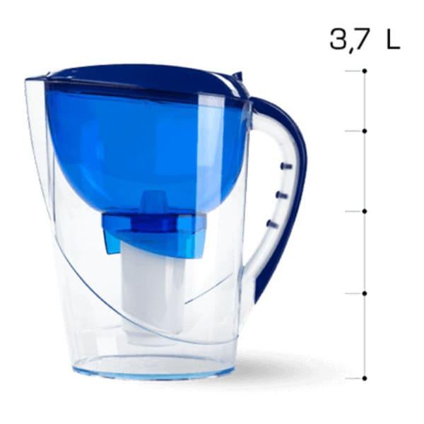 Bình lọc nước kháng khuẩn nano Geyser Aquarius – 3.7L