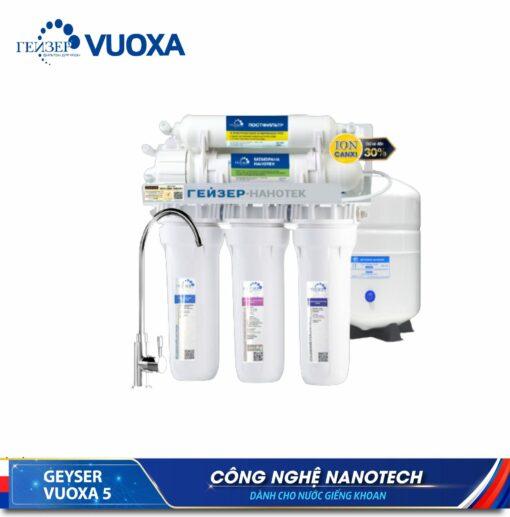 Máy lọc nước ion canxi Geyser Vuoxa 5