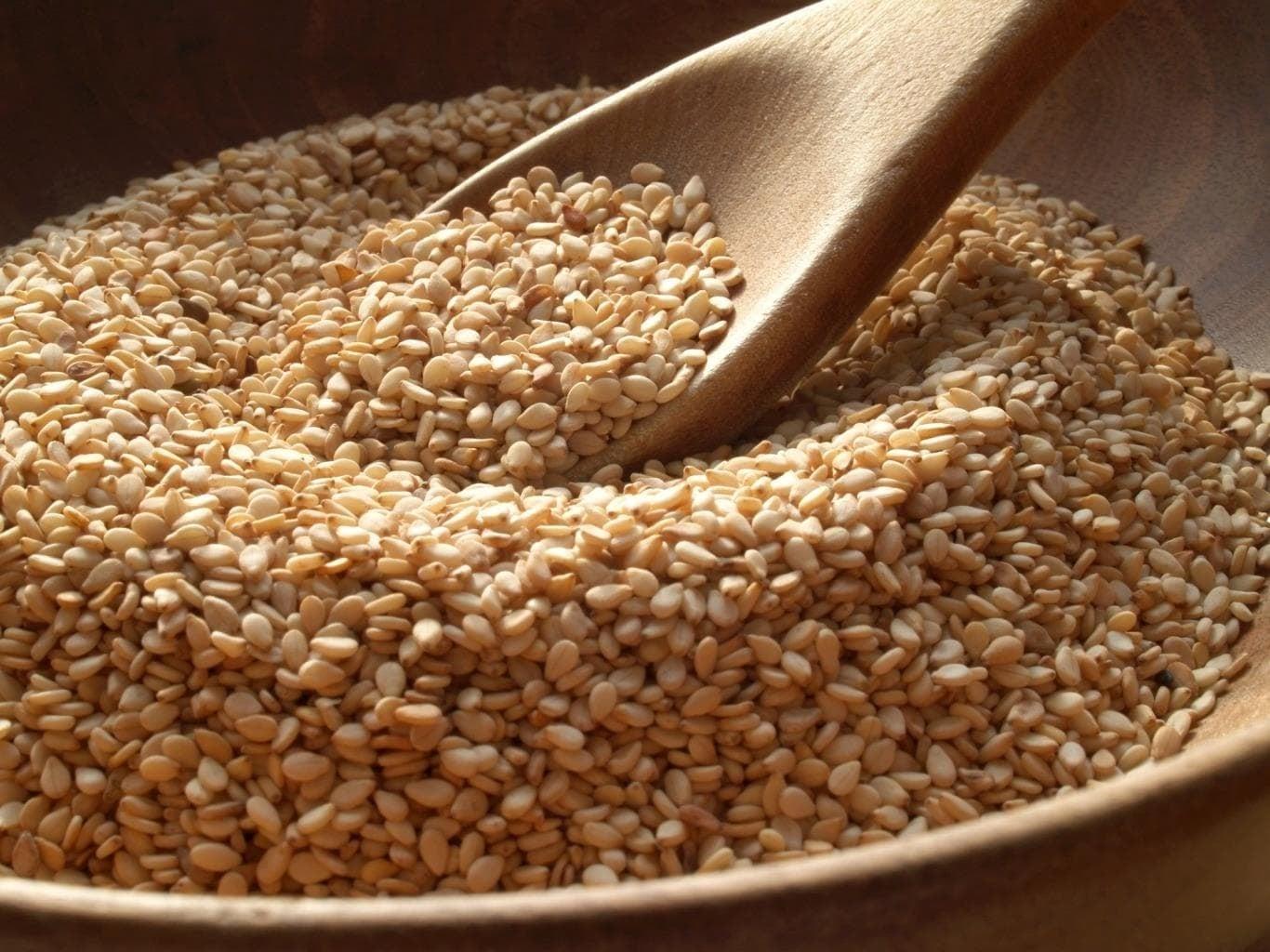 hạt vừng một trong những thực phẩm cung cấp canxi cho trẻ