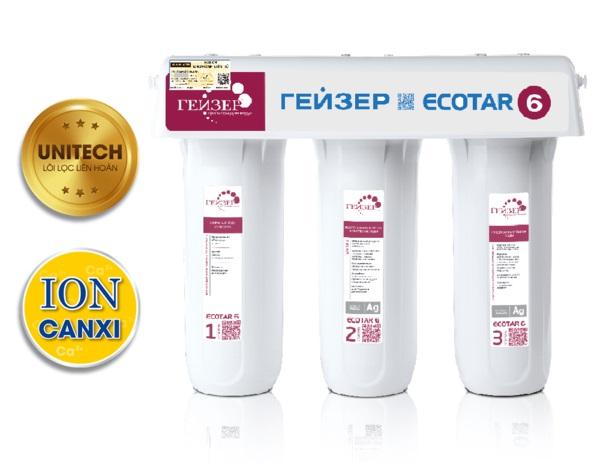 Máy lọc nước ion canxi Geyser Ecotar 6