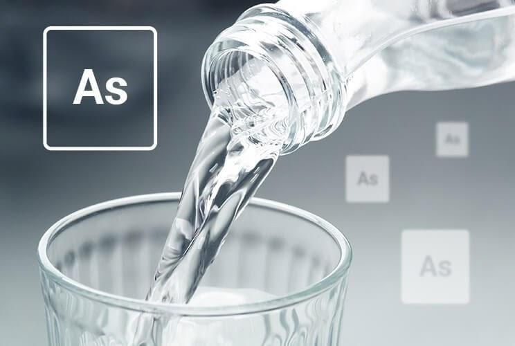 nước sinh hoạt bị nhiễm Asen