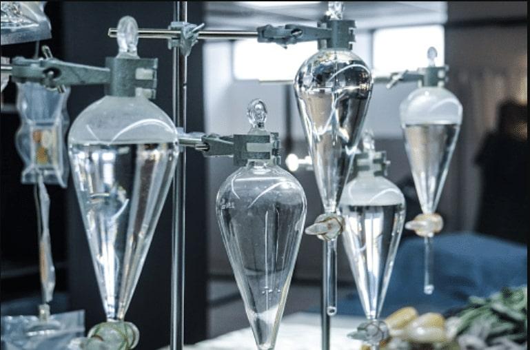 Quy trình sản xuất nước cất đúng cách