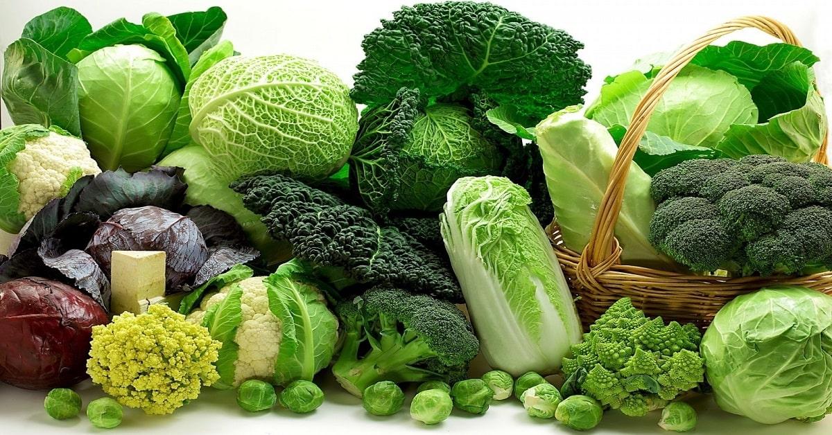 rau xanh là nguồn cung canxi không thể thiếu cho mẹ cho con bú