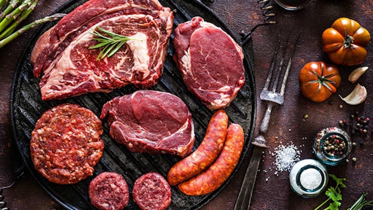 thịt nạc cung cấp nhiều sắt cho trẻ mẹ cần biết